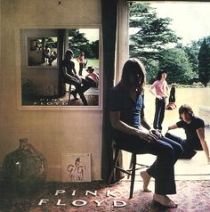 Pink Floyd artwork by Hipgnosis & Storm Thorgerson (Ummagumma, 1969).