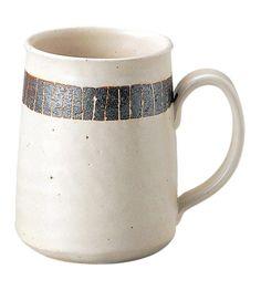 Japanese Beer Mug, Banko Yaki Pottery, (Chasen) 380ml