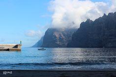 Acantilado y Playa de Los Gigantes IV