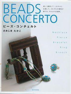 Magia con Joyas - anaroroju - Picasa Web Albums...online book and beading patterns!