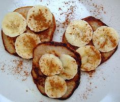 Banana pancakes #vegan #pancakes #breakfast