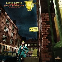 Released on this day in 1972: THE RISE AND FALL OF ZIGGY STARDUST AND THE SPIDERS FROM MARS