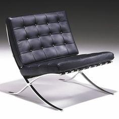 Barcelona chair いつか絶対欲しいバルセロナチェア。