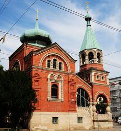https://flic.kr/p/5qTVD2 | Russian Church | Russische Kirche St. Nikolai, Stuttgart