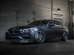 BMW M5 F10 by Vorsteiner! :O  http://mracingteam.ro/bmw-m5-f10-vorsteiner/