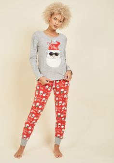 In the Nick of Clime Pajamas. Not today 2f4f8e199
