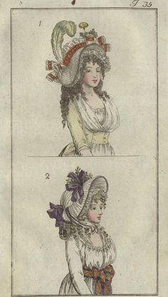 1795, Journal des Luxus und der Moden