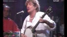 rod stewart mandolin wind unplugged - YouTube