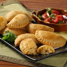 Empanaditas de Pollo al Horno | Recetas de Nestlé | ElMejorNido.com