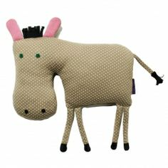 Donkey / Coccinella