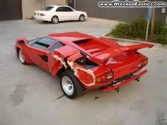 Top 10 Wrecked Exotic Cars and Strange Accidents