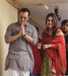 Legally, Kareena Kapoor is now Mrs. Saif Ali Khan
