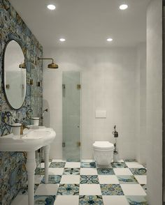 75 Bathroom Tiles Ideas For Small Bathrooms
