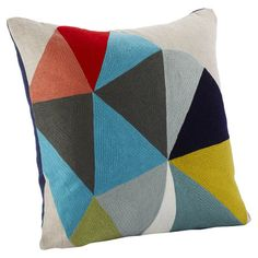 Colorwheel Pillow