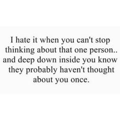 That huge crush on someone