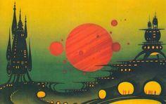 Retrô – Arte Soviética e o Comunismo Espacial | cúlti & pópi
