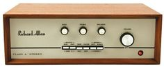 Richard Allan A21 - Vintage - Integrated amplifiers