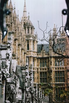 Palace of Westminster, London (by Brook Ferry)