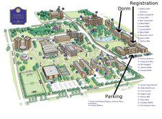 Tarleton State Campus Map.76 张 University 图板中的最佳图片 Architecture Layout Master Plan