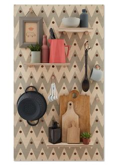 Peg-it-all Pegboard