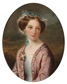All sizes | Young Lady - Franz Xavier Winterhalter | Flickr - Photo Sharing!