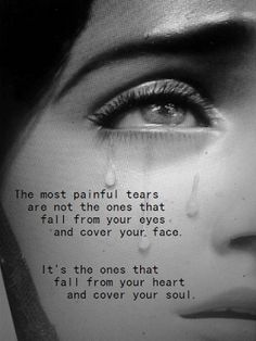 Too True | No tears fall but I'm drowning on the inside. <--- pinner