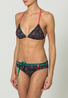 ¡Cómpralo ya!. Brunotti SAKIRAS Bikini black.  , bikini, bikini, biquini, conjuntosdebikinis, twopiece, trisuit. Bikini  de mujer color negro de Brunotti.