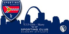 Sporting St. Louis Soccer Team U13 Girls Marty | SPORTING RANGERS... My teeeeaaaammmmmm