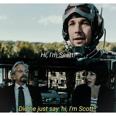 Hi, I'm Scott