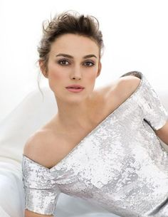 Keira Knightley photographed by James White for Marie Claire France, December Bride Makeup, Wedding Hair And Makeup, Hair Makeup, Eye Makeup, Keira Christina Knightley, Actrices Hollywood, Romy Schneider, Natalie Portman, Pretty Eyes