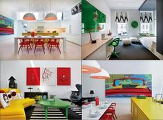 +mood: Willy wonka house #design #interior #arquitecture #color