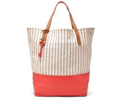 #Fossil Hudson Tote #fashion #style #summer
