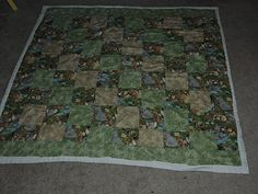 Handmade Patch Quilts by MaidenLongIsland on Etsy