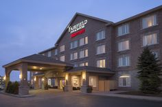 Travel with confidence at Fairfield Inn & Suites by Marriott® a hotel with outstanding service for an easy and comfortable stay-at an exceptional value.