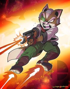 The Starfox by SupaCrikeyDave