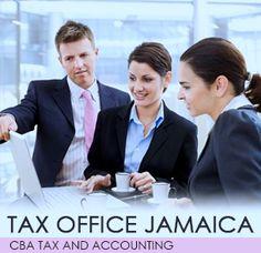 Tax Office Jamaica