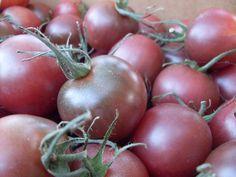 Tomato, Black Cherry - 65 days, great flavor.