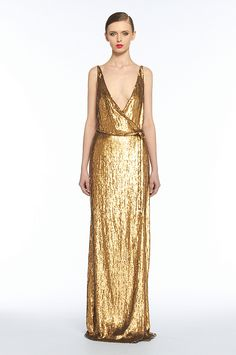 Celebrities who wear, use, or own Diane Von Furstenberg Clarice Dress. Also discover the movies, TV shows, and events associated with Diane Von Furstenberg Clarice Dress. Fashion In, Fashion Guide, Bridal Fashion, Fashion Shoes, Festa Party, Glamour, Gold Dress, Gold Gown, Metallic Dress