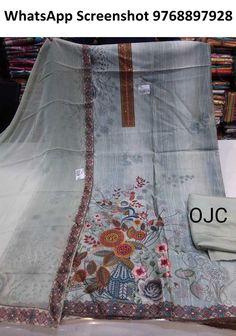 Cotton suits bright and pastel colours Skin friendly fabric Elegant suit designs for women