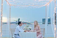 rooftop wedding inspiration / Jennifer Blair Photography | CHECK OUT MORE IDEAS AT WEDDINGPINS.NET | #weddings #weddinginspiration #inspirational