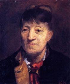 The Norwegian Painter Kitty Kielland, Paris - Anna Ancher - The Athenaeum