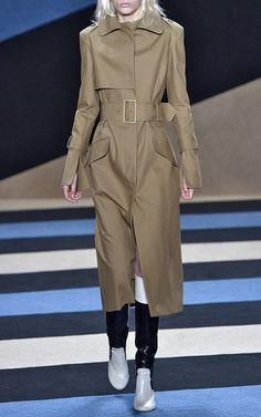 Derek Lam Look 3 on Moda Operandi