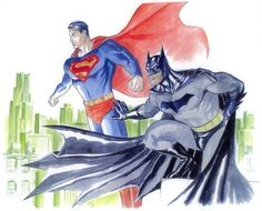 World's Finest by Stephane Roux