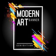 современный баннер
