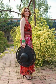 Floral print (Fashion tip #27) – The Indian Savage diary