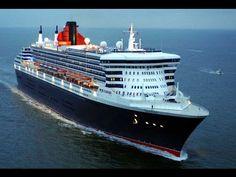 Queen Mary 2 Ship, Rms Queen Mary 2, Queen Mary 2 Cruise, Cunard Queen Mary 2, Titanic, Southampton New York, Cunard Ships, Cruise Reviews, Air New Zealand