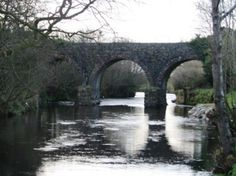 The Old Railway Bridge below Castledawson | County Londonderry | Northern Ireland