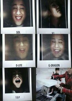 Big Bang putting their faces in copiers😜 Daesung, Vip Bigbang, Big Bang Memes, Big Bang Kpop, Bang Bang, Yg Entertainment, K Pop, G Dragon Instagram, Gd & Top