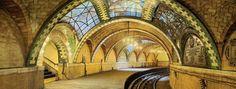NYC Abandoned City Hall Subway