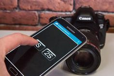 How to use your Android as a dSLR remote